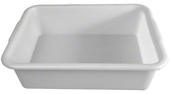 Bac Plastique Rectangle 20 Litres